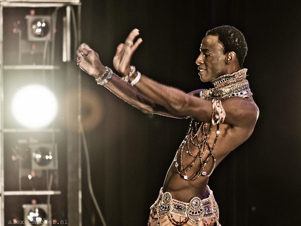 Regentes Dance
