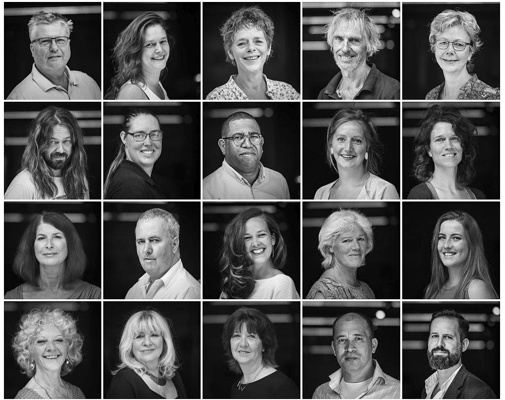 Spetters - The people of Theatre De Nieuwe Regentes